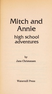 Cover of: Mitch and Annie