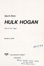 Cover of: Hulk Hogan | Barry Janoff