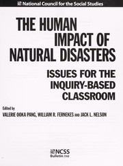 Cover of: The human impact of natural disasters