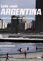 Cover of: Let's visit Argentina