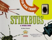 Cover of: Stinkbugs & Other Bugs | Mary Packard
