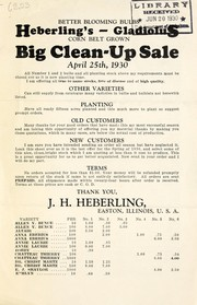 Cover of: Heberling
