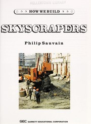 Cover of: Skyscrapers