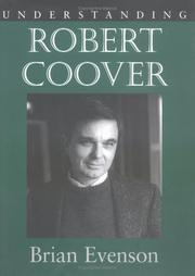 Cover of: Understanding Robert Coover | Brian Evenson