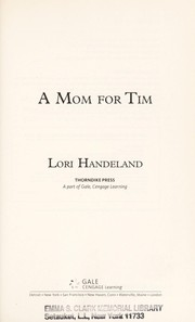 Cover of: A Mom For Tim