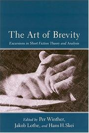 Cover of: The art of brevity