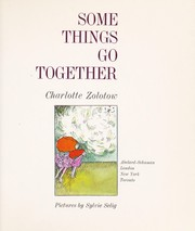 Cover of: Some things go together