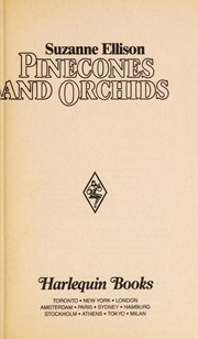 Cover of: Pinecones And Orchid | Suzanne Ellison