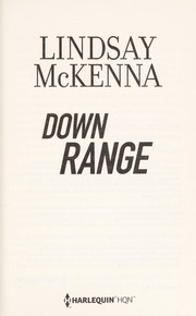 Cover of: Down range