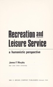 Recreation and leisure service