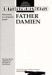 Cover of: Father Damien