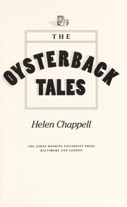 Cover of: Oysterback Tales
