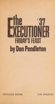 Cover of: The executioner #37
