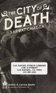 Cover of: The city of death | Sarwat Chadda