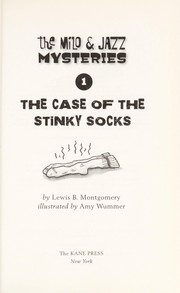 Cover of: The case of the stinky socks