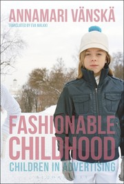 Cover of: Fashionable Childhood |
