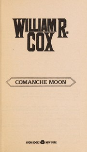 Cover of: Comanche Moon