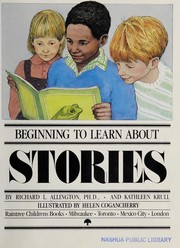 Cover of: Stories