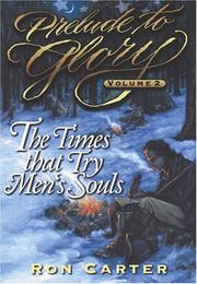 Cover of: The times that try men's souls : a novel