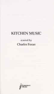 Cover of: Kitchen music