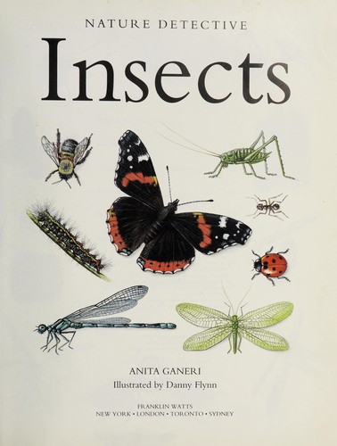Insects by Anita Ganeri