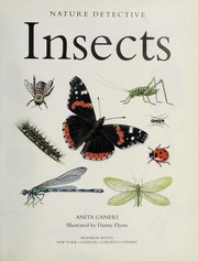 Cover of: Insects | Anita Ganeri