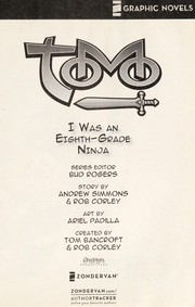 Cover of: I was an eighth-grade ninja | Andy Simmons