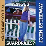 Cover of: Are Your Standards Fences or Guardrails?