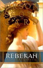 Cover of: Rebekah: Women of Genesis