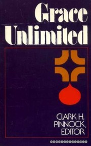 Cover of: Grace unlimited