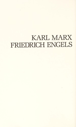 Selected letters by Karl Marx
