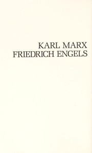 Cover of: Selected letters | Karl Marx