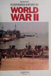 Cover of: Illustrated History Of World War II