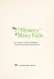Cover of: The mystery at Misty Falls | Kalil I. Gezi