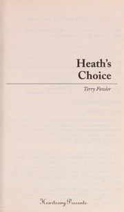 Cover of: Heath