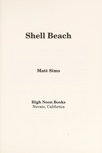 Shell Beach by Matt Sims