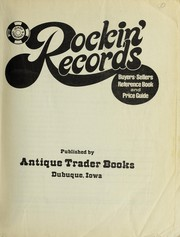 Cover of: Jerry Osborne's rockin' records