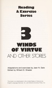 Cover of: Winds of Virtue |