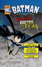 Cover of: Scarecrow, doctor of fear
