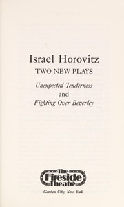 Cover of: Two new plays