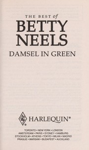 Cover of: Damsel in Green (The Best of Betty Neels) |
