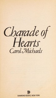 Cover of: Charade of Hearts