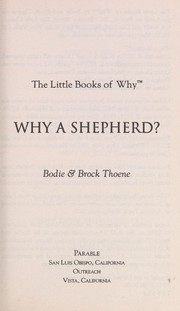 Cover of: Why a shepherd?