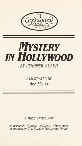 Mystery in Hollywood by Jennifer Austin