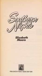 Cover of: SOUTHERN NIGHTS