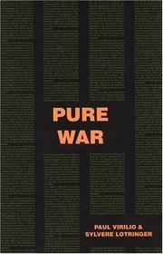 Cover of: Pure War (Semiotext(e) / Foreign Agents)
