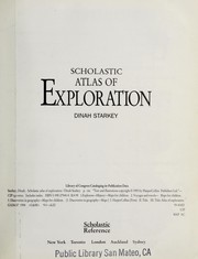 Cover of: Scholastic Atlas of Exploration | Dinah Starkey