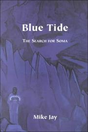 Cover of: Blue Tide: The Search for Soma