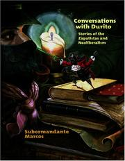 Cover of: Conversations With Don Durito