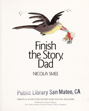 Cover of: Finish the story, Dad